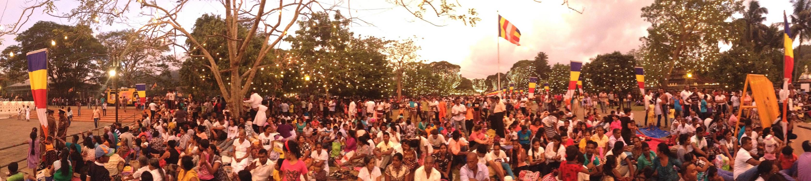 festival kandy sri lanka