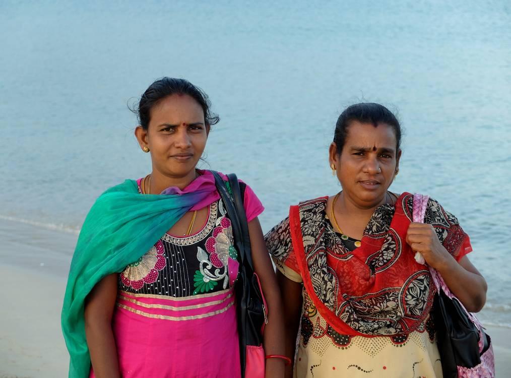 sri lanka femmes tamoules