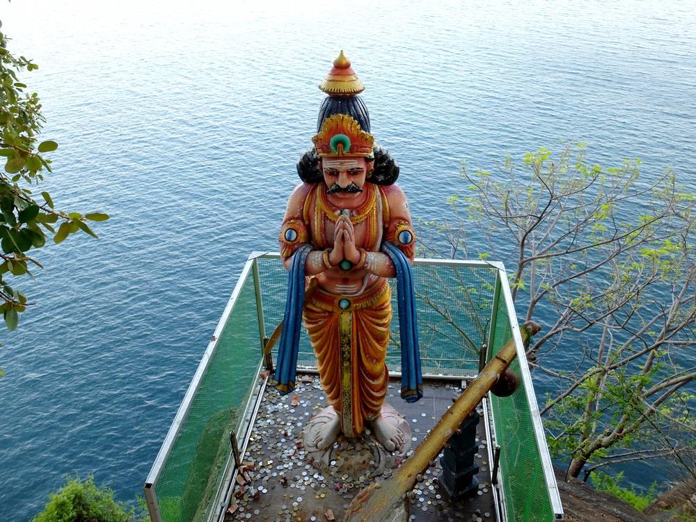 swami rock trincomalee