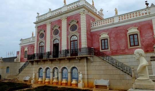 palacio estoi portugal