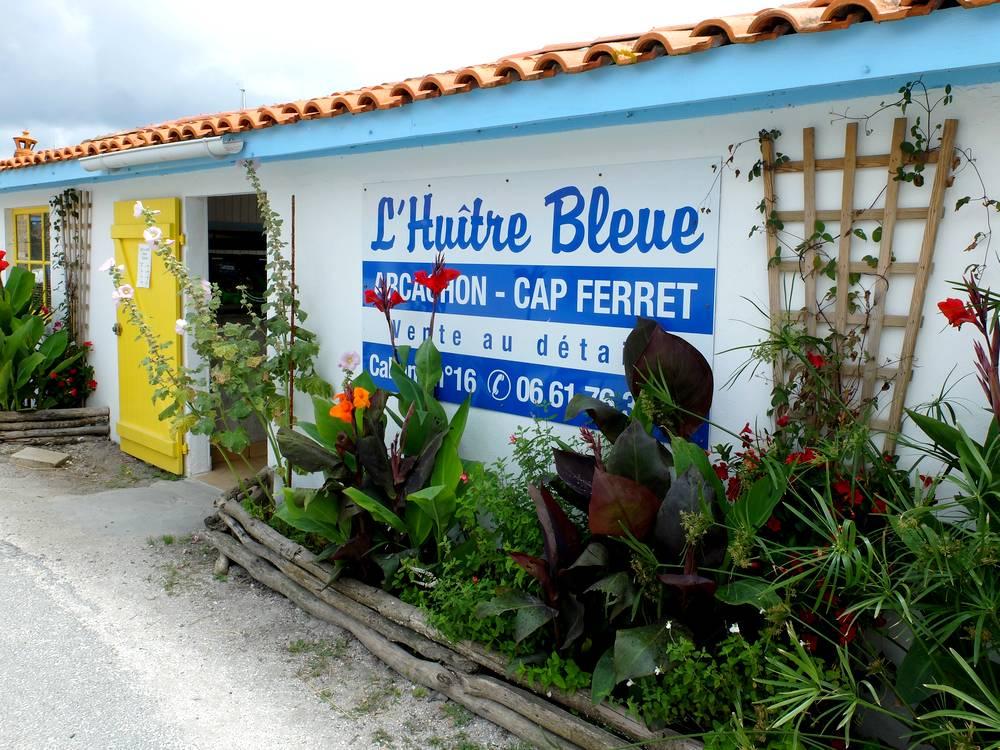 cabane huitre bleue andernos