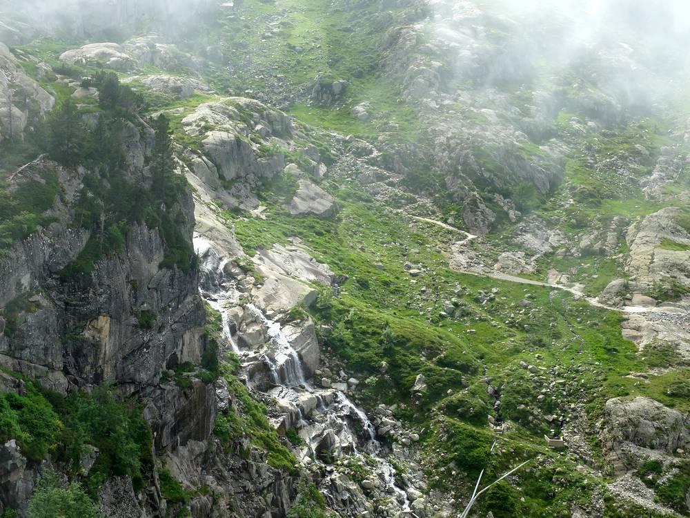 vallee ossau pyrenees