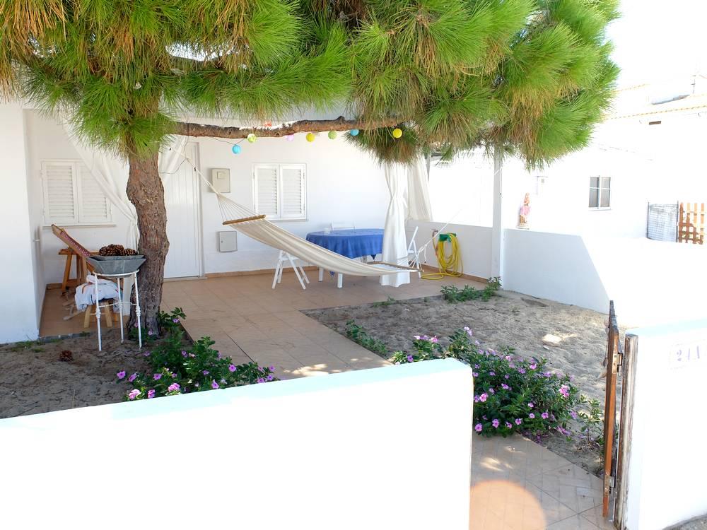 Algarve : escale sur l'île de Culatra