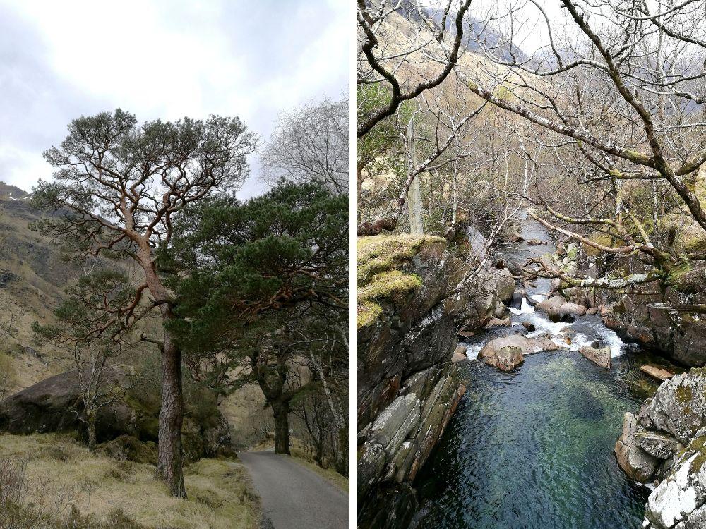 road trip highlands écosse