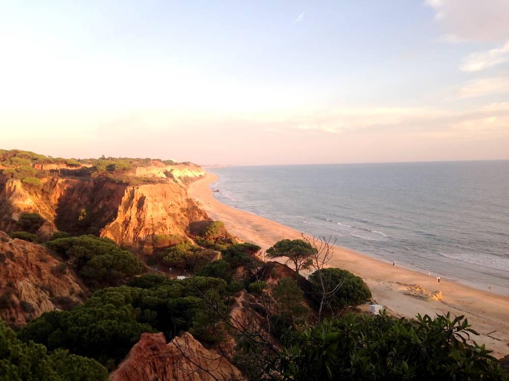 praia falesia albufeira