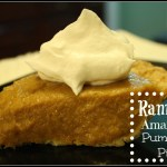Ranny's Amazing Pumpkin Pie