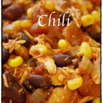 Amazing Chicken Chili