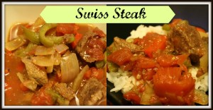 Swiss Steak - Detours in Life