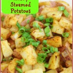 Zesty Steamed Potatoes