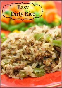 Dirty Rice - Detours in Life