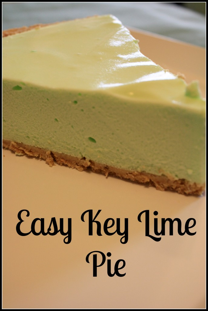 Key Lime Pie - Detours in Life