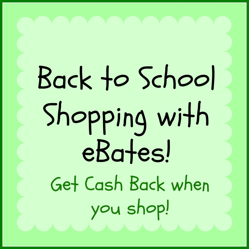 Back to School Shopping - Detours in Life