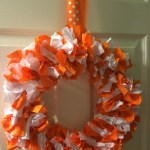 Football Spirit Wreath