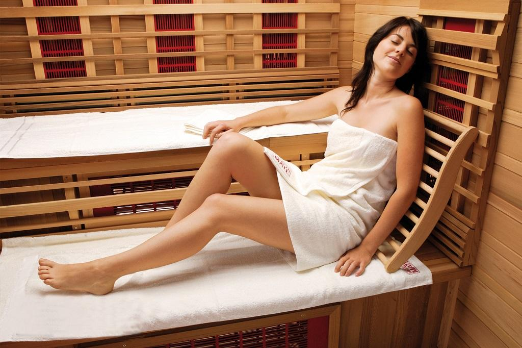 INFRARED SAUNA IS AN INVESTMENT IN YOUR HEALTH  Detox Foods