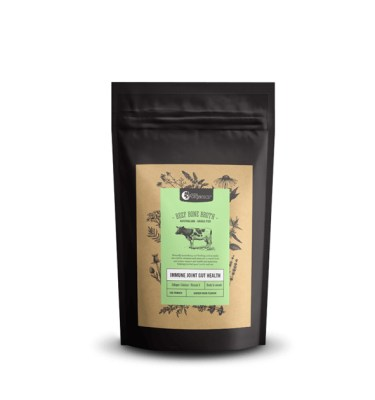 Beef Bone Broth - Garden Herb 1kg