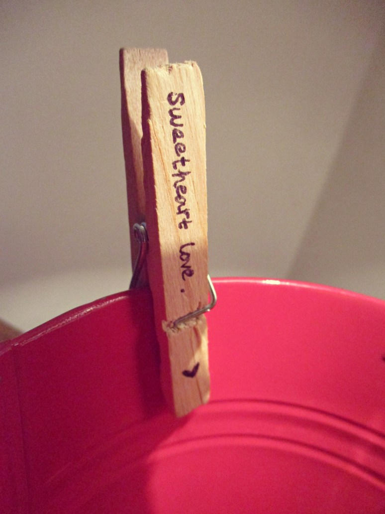 Gift Baskets - Clothespin