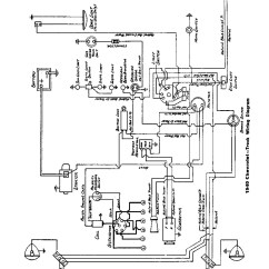 1953 Chevy Truck Wiring Diagram 2 Line Phone Chevrolet Pickup Best Site Harness