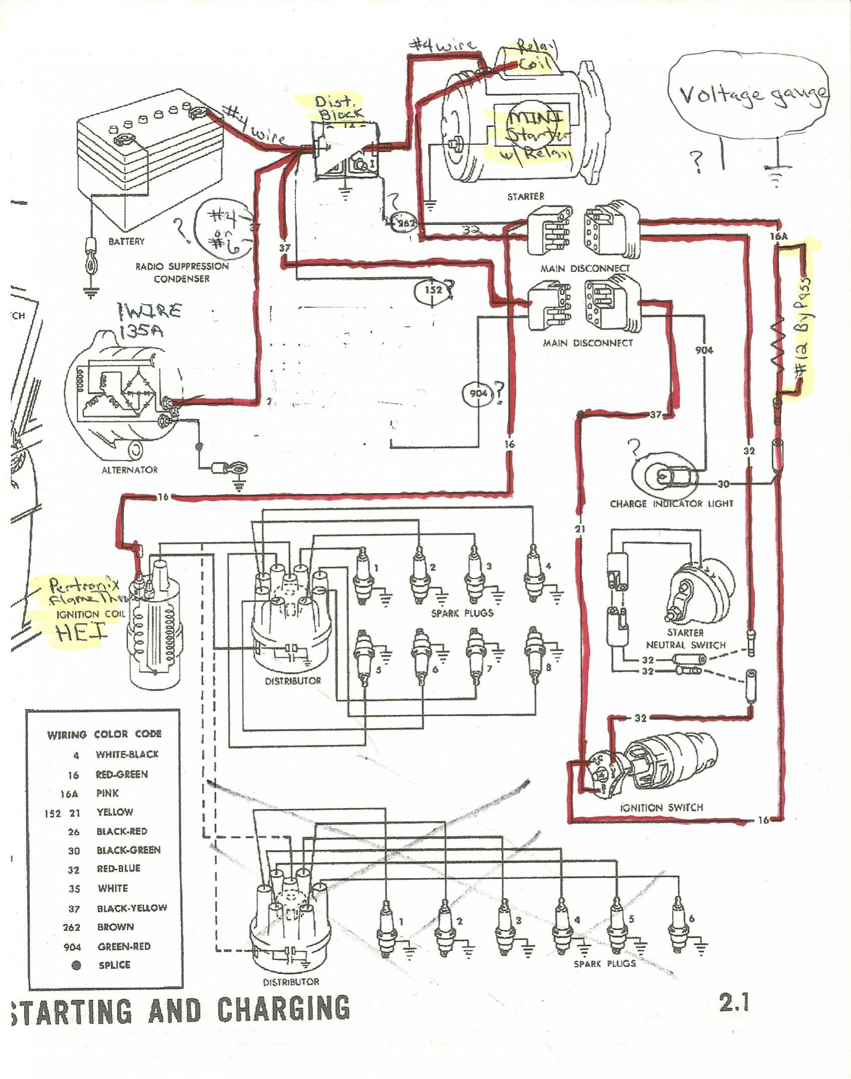 hight resolution of 1965 ford alternator wiring diagram wire center u2022 rh onzegroup co 1968 ford f 250