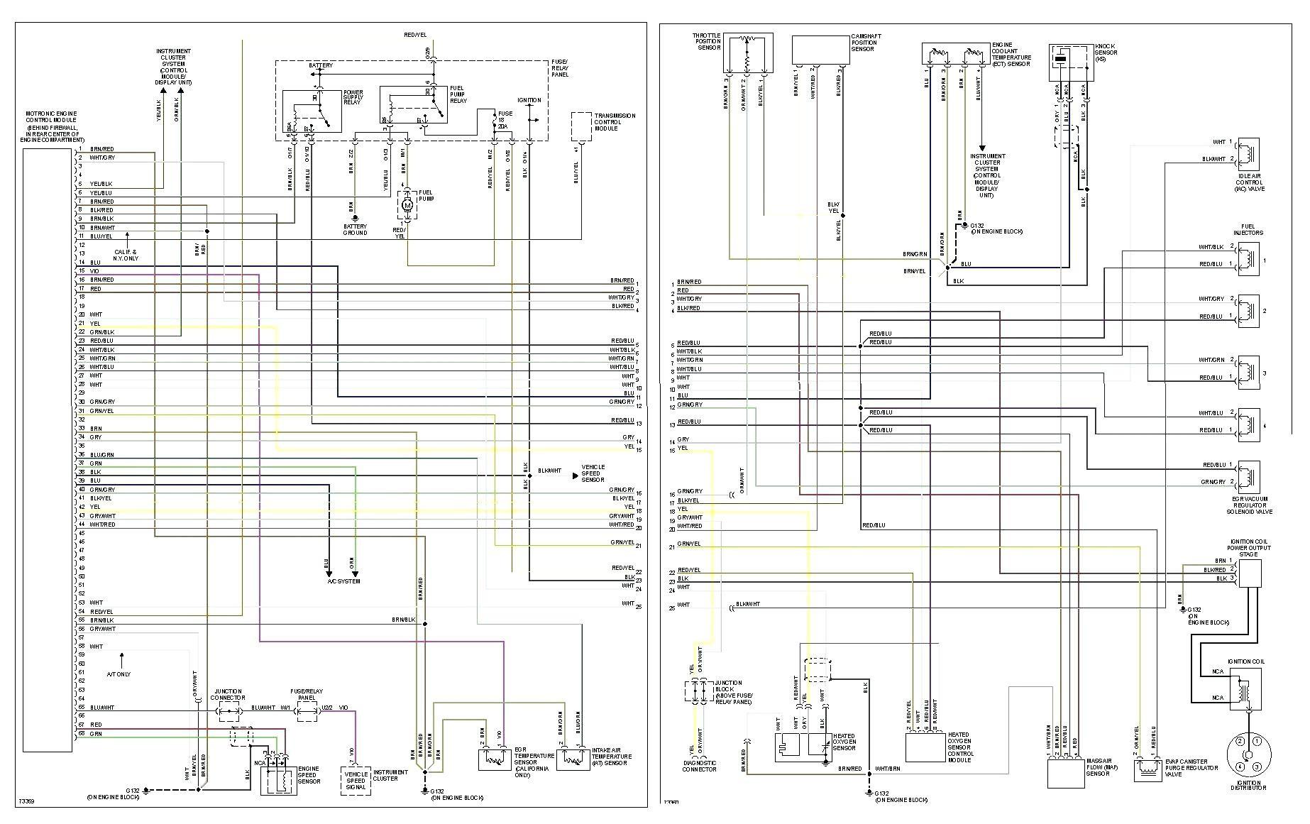 Stromlaufplan Vw Beetle
