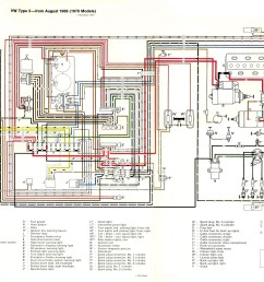 1970 vw beetle engine diagram thesamba type 2 wiring diagrams of 1970 vw beetle engine diagram [ 1978 x 1558 Pixel ]