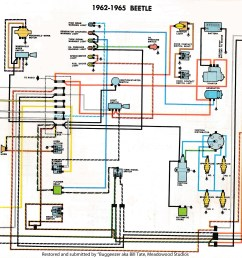 1962 vw beetle wiring diagram wiring diagram fascinating1962 beetle fuse box wiring diagram expert 1962 vw [ 2531 x 1878 Pixel ]