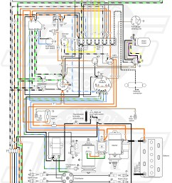 vw beetle starter wiring diagram wiring diagram data schemavw bug starter relay wiring basic electronics wiring [ 5070 x 7475 Pixel ]