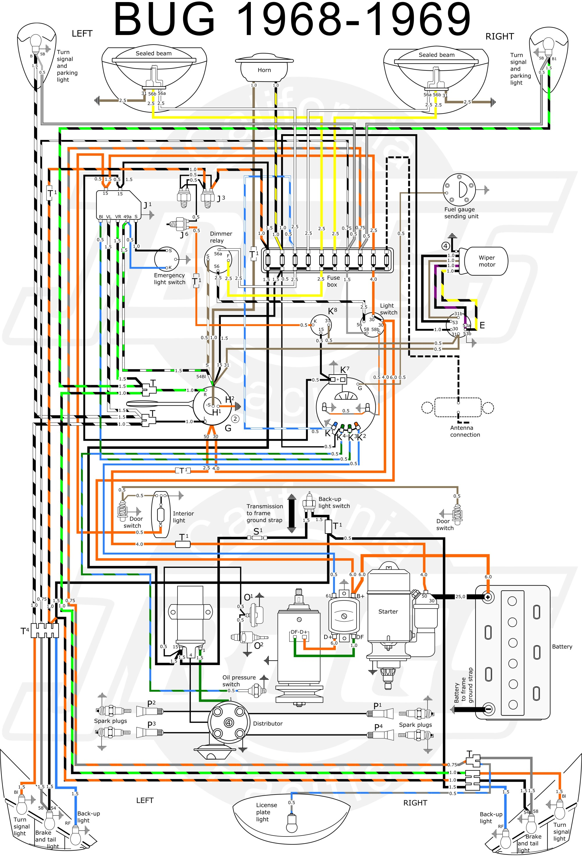 hight resolution of vw engine wiring harness wiring diagram used58 vw bus wiring harness wiring diagram vw engine wiring