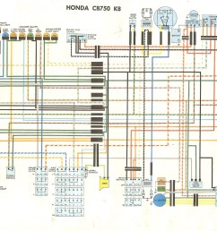 1980 honda cb650 wiring diagram cb750k simple honda cb750 wiring diagram blurts of 1980 honda cb650 [ 1938 x 1292 Pixel ]