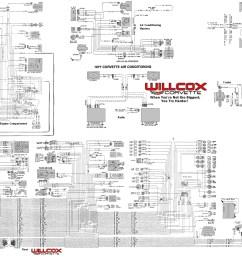 1981 corvette starter wiring diagram find wiring diagram u2022 chevy starter wiring 1977 chevy truck [ 2653 x 1784 Pixel ]
