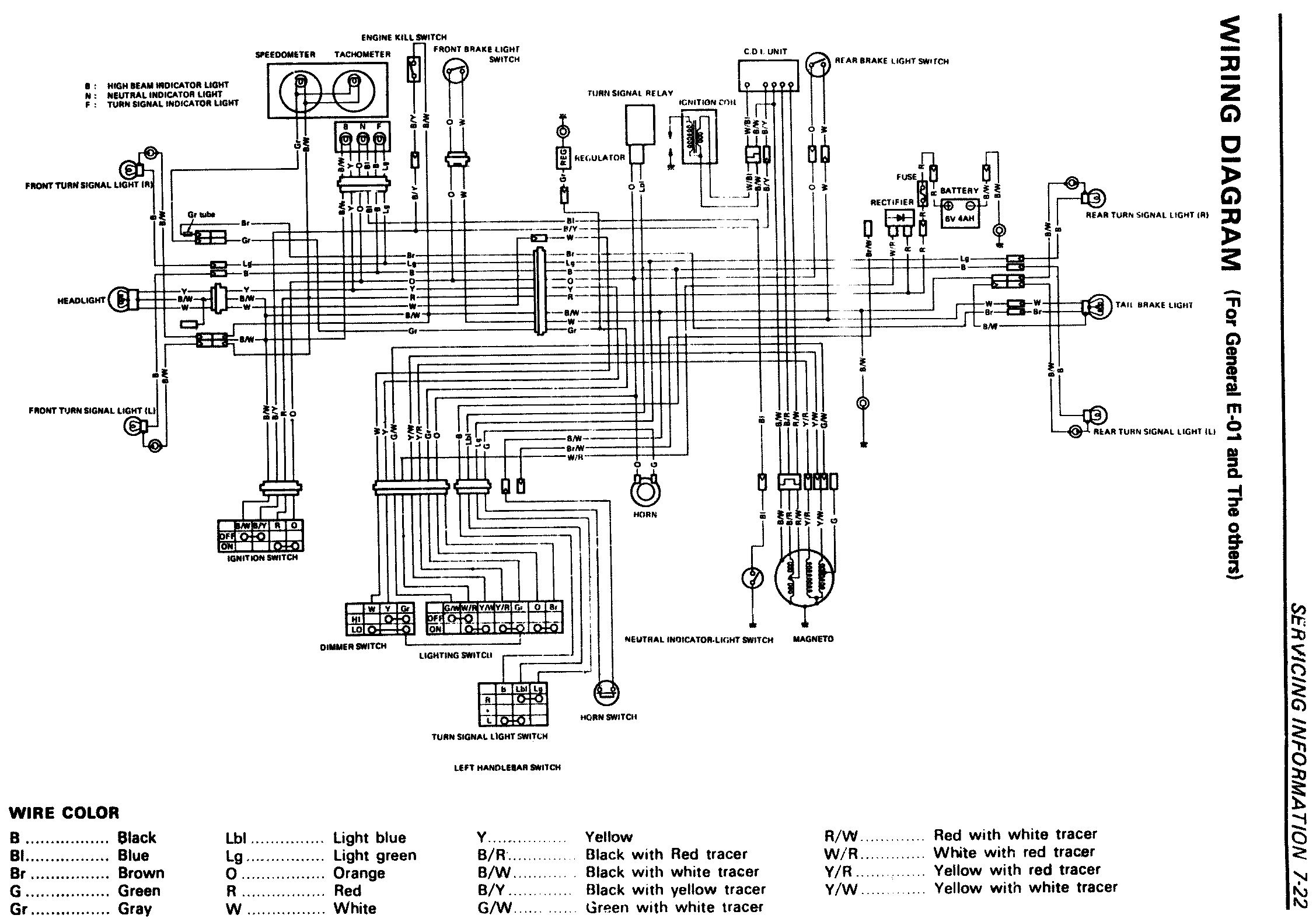 [DIAGRAM] Suzuki Ts 400 Wiring Diagram FULL Version HD