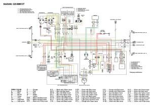 1982 Suzuki Gs850 Wiring Diagram | My Wiring DIagram