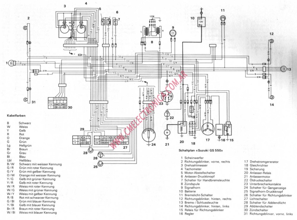 medium resolution of wiring diagram as well suzuki gs 550 suzuki gn 400 wiring 1979 gs850 wiring diagram 1979 gs850 wiring diagram