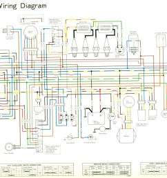 1983 honda shadow 750 wiring diagram honda motorcycle wiring harness additionally 1980 xs650 wiring of 1983 [ 2869 x 1817 Pixel ]