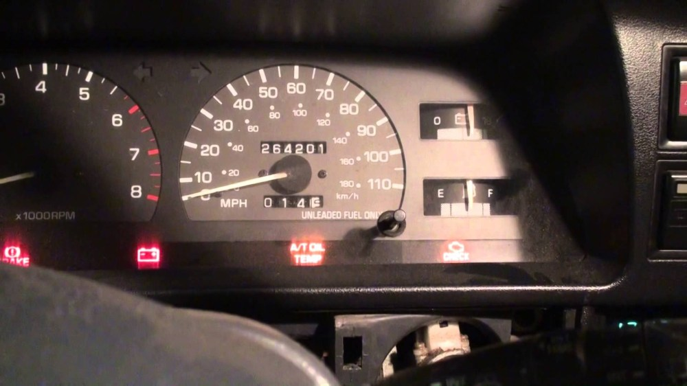 medium resolution of 1992 toyota pickup engine diagram how to your trouble codes on a 1994 toyota 4runner of