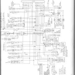 1994 Nissan Sentra Alternator Wiring Diagram Glowshift Trans Temp Gauge Harness 1993 Best Site