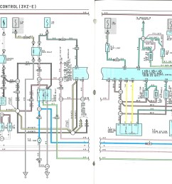 1989 toyota wiring harness diagram wiring diagram mega 1989 toyota wiring harness diagram [ 3396 x 2197 Pixel ]