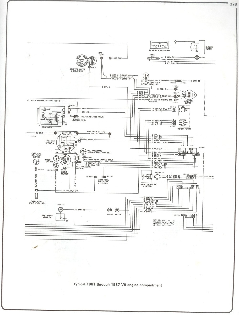 medium resolution of 1995 chevy truck parts diagram 1972 chevy c10 wiring diagram rh detoxicrecenze com 1986 chevy 350