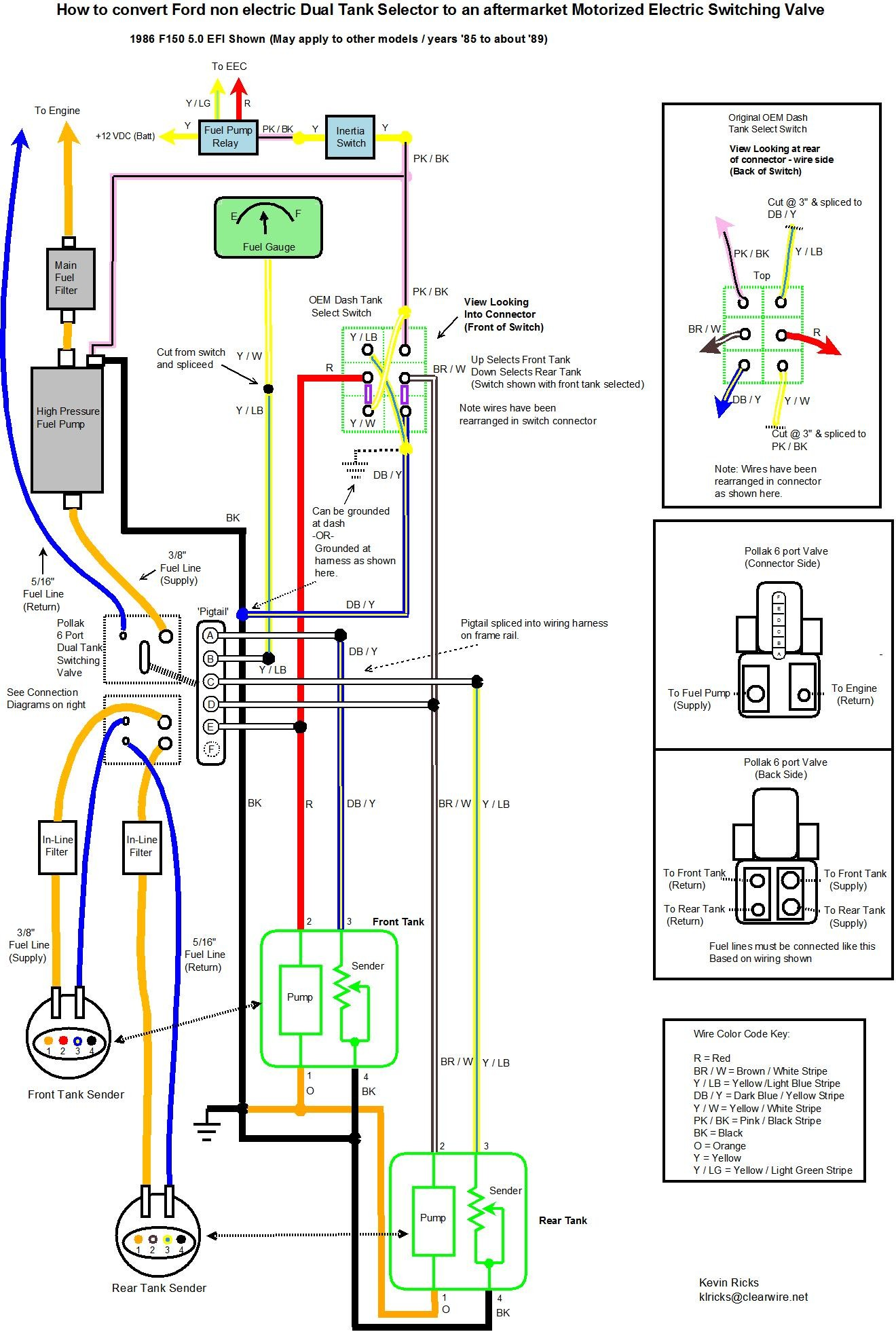 1996 Ford F150 Dual Fuel Tank Diagram : diagram, Diagram, Wiring, Export, End-enter, End-enter.congressosifo2018.it