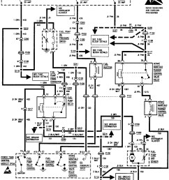 1997 chevy blazer wiring wiring diagram can 1997 blazer wiring diagram alternator [ 1358 x 1789 Pixel ]