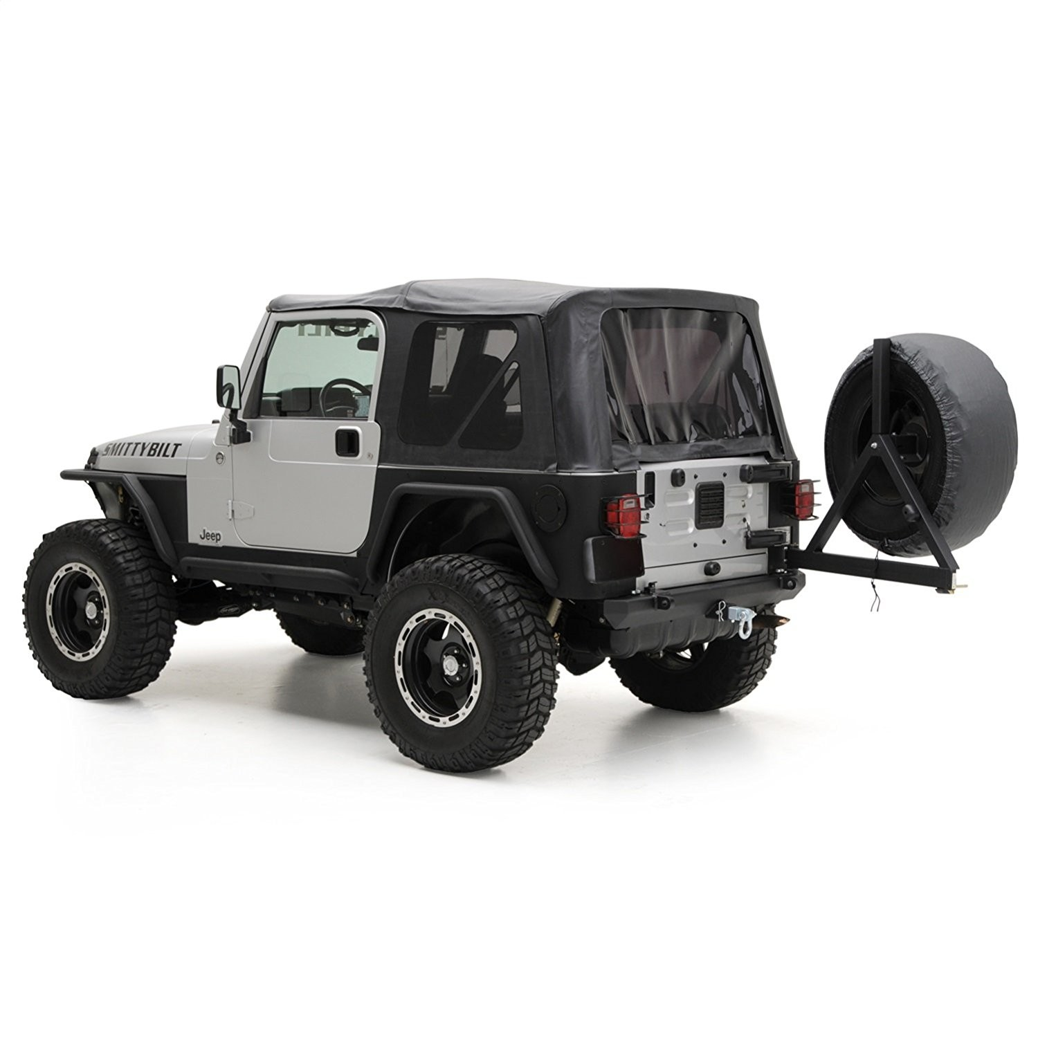 Wiring Diagram For 1997 Jeep Wrangler