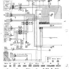 Subaru Legacy Audio Wiring Diagram 220v Sub Panel 1997 Engine My