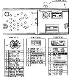 mazda mpv radio wiring residential electrical symbols u2022 rh bookmyad co mazda protege wiring diagram [ 1320 x 1680 Pixel ]