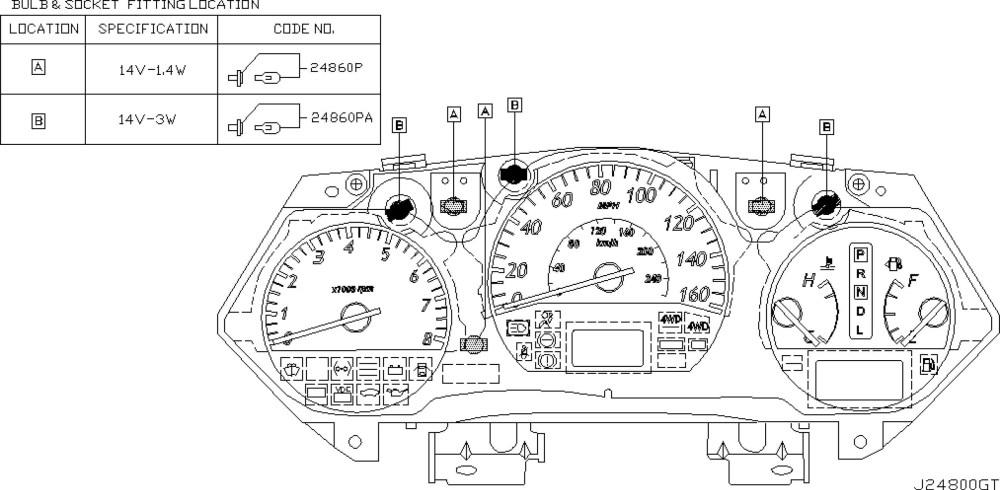 medium resolution of 1999 nissan altima engine diagram 2007 nissan altima bination lamp xenontype parts diagram car of 1999