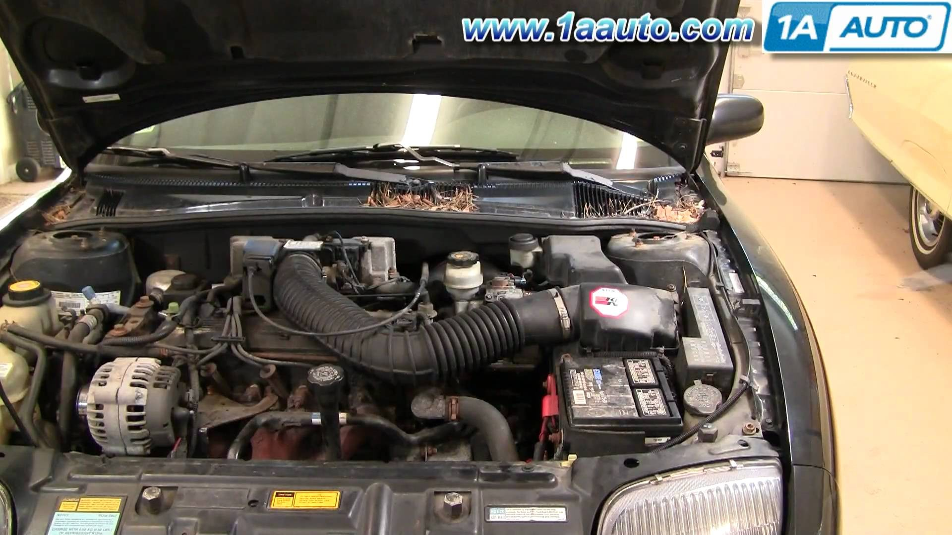 2001 Pontiac Sunfire 2 2 Engine Diagram