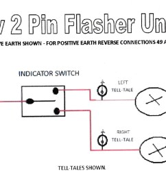 2 pin flasher relay wiring diagram 1 with 2 pin flasher relay wiring diagram wiring diagram [ 2464 x 1088 Pixel ]