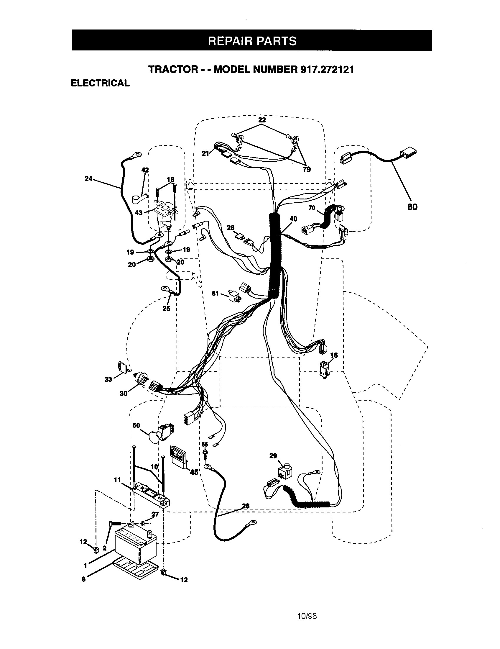 20 Hp Kohler Engine Wiring Diagram 917 Craftsman 18 5 Hp