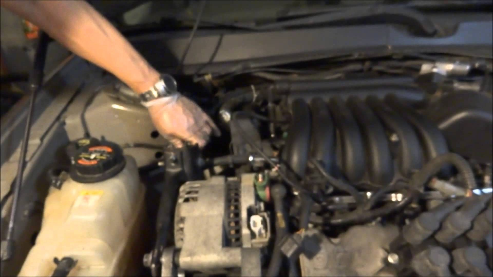 hight resolution of 2000 mercury sable engine diagram removing alternator from 2000 2007 ford taurus of 2000 mercury sable