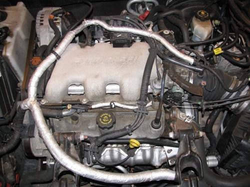 small resolution of 2000 pontiac grand am gt engine diagram the original mechanic 3 1l engine gm replacing intake