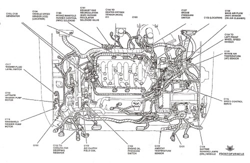 small resolution of windstar engine diagram wiring diagram today 2000 ford windstar 3 8 engine diagram