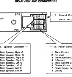2001 ford taurus radio wiring diagram car with detaleted wiring and factory stereo diagrams wiring diagram [ 2226 x 1447 Pixel ]